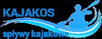KAJAKOS – wypożyczalnia kajaków, spływy zorganizowane Logo