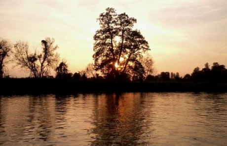 Spływ rzeką Wartą